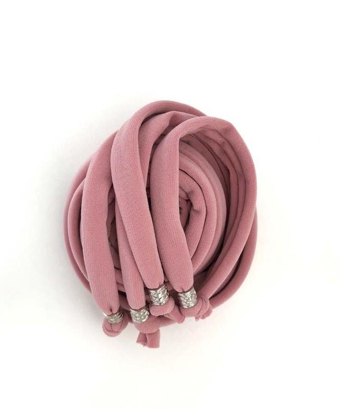 Pastel Pink Long