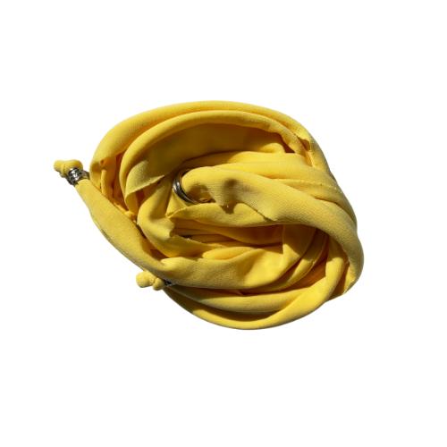 Pastel Yellow Long
