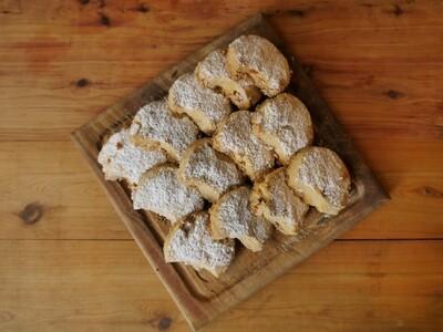 Almond Shortbread