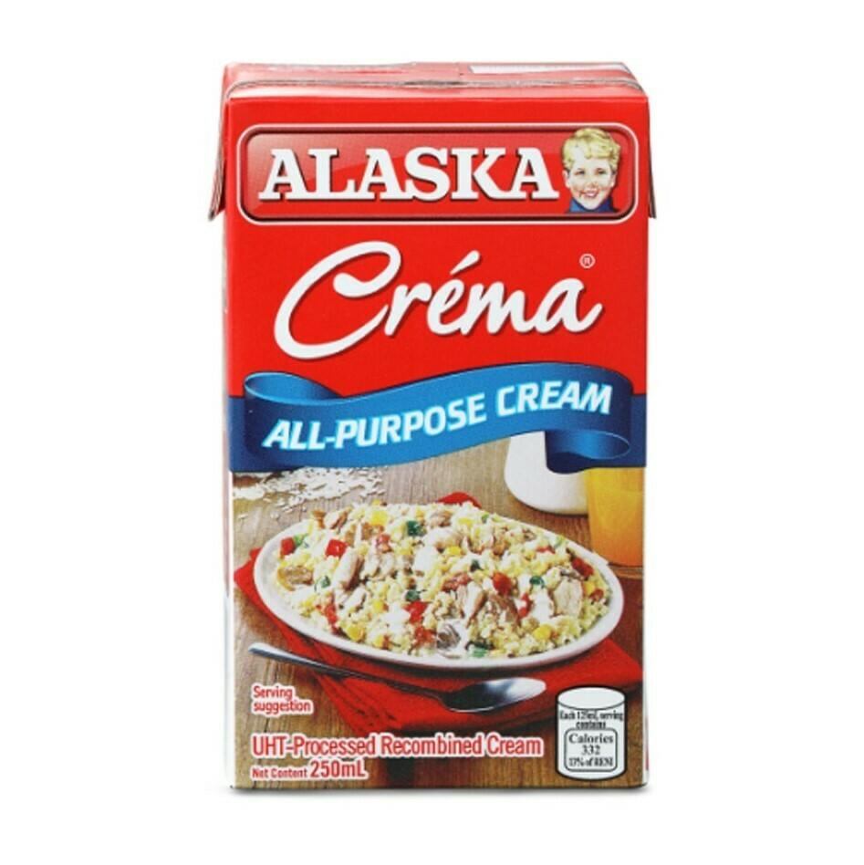 Alaska Crema (250ml)