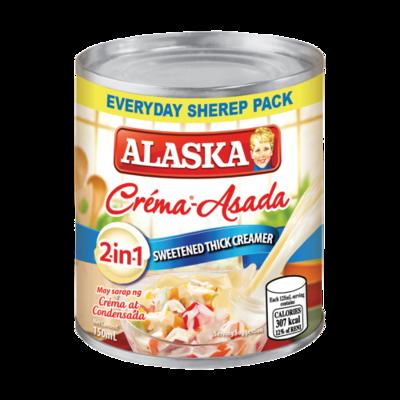 Alaska Crema-Asada (150ml)