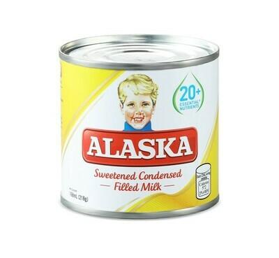 Alaska Sweetened Condensed Filled Milk (168ml)