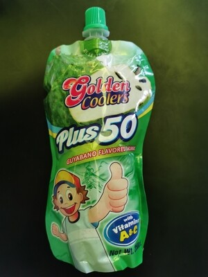 Golden Coolers Flavored Drink - Guyabano (250ml)