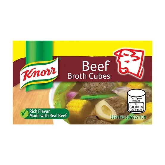 Beef Cube (1pc)