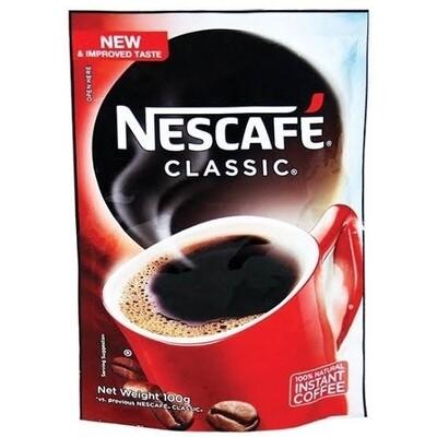 Nescafe Classic (resealable) (100g)