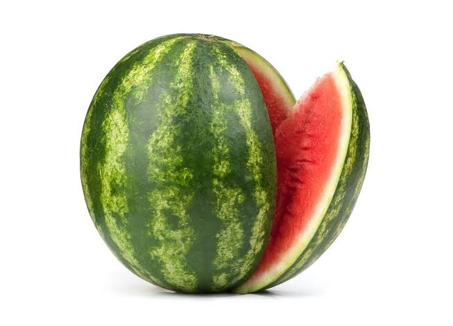 Watermelon (red, average of 3.5 kg)