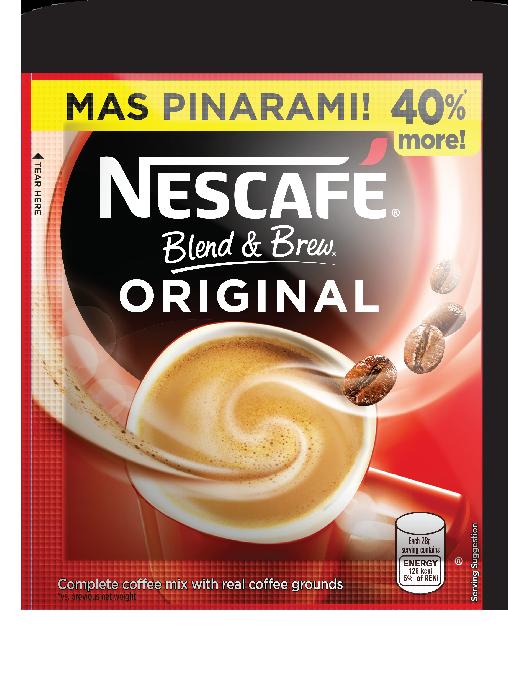 Nescafe Original NPro (28g) (10packs)