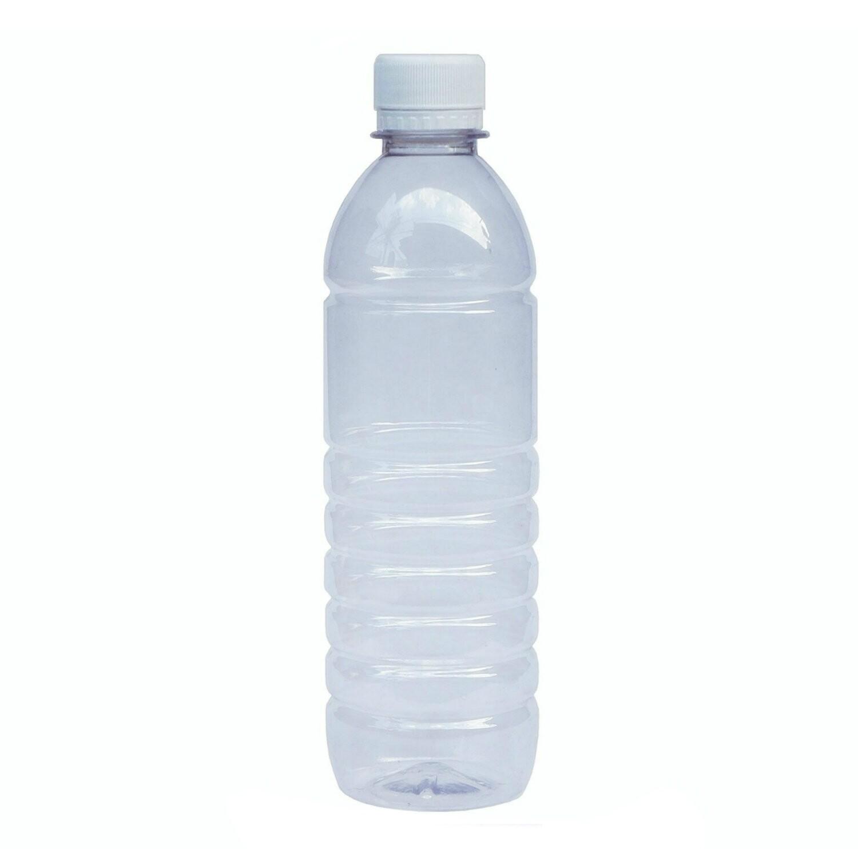 Plastic bottle (500ml)
