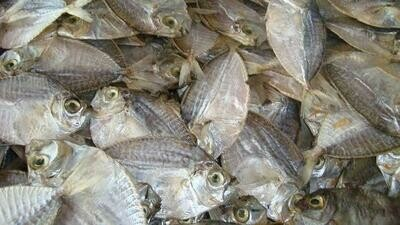 Potpot Dried Fish (1/4 kg)