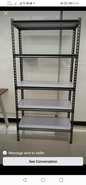 Rack lifetime display