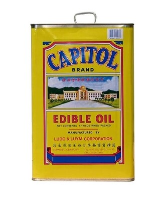 Capitol Oil (17kg /1 container)