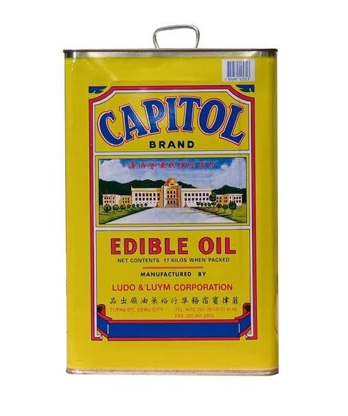 Capitol Oil (17kg /1 container)