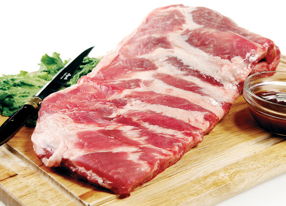 Pork Back Ribs (1/2kg)