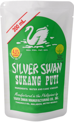 Silver Swan Sukang Puti (200ml)
