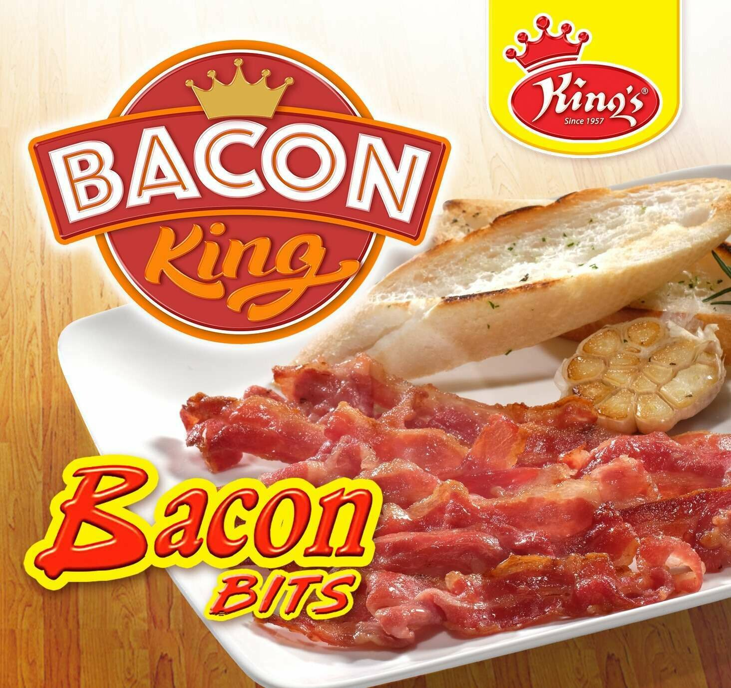 King's Bacon Bits (200g)