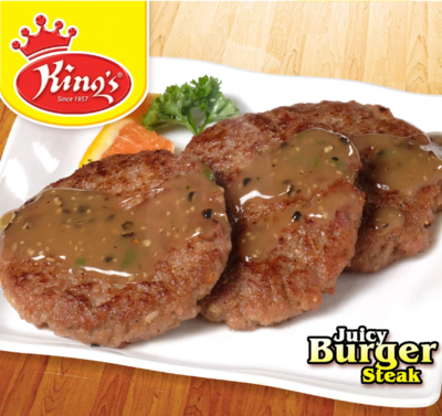 King's Hamburger Patties (225g | 8pcs)