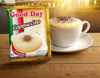 Good Day Cappuccino (10packs | 25g)