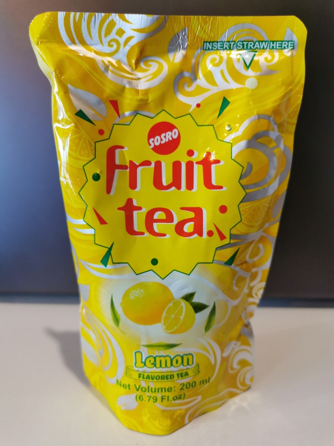 Fruit Tea Lemon (200ml)