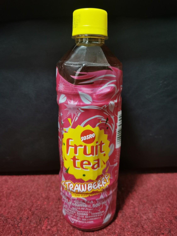 Fruit Tea Strawberry (500ml)
