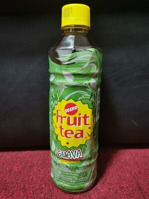 Fruit Tea Guava (500ml)