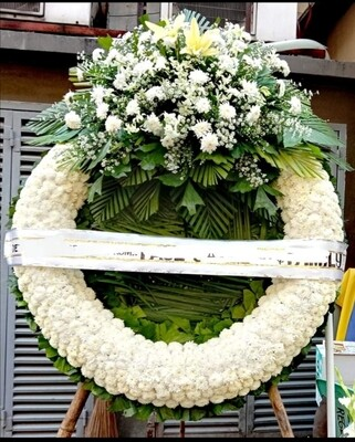 Funeral flower 2