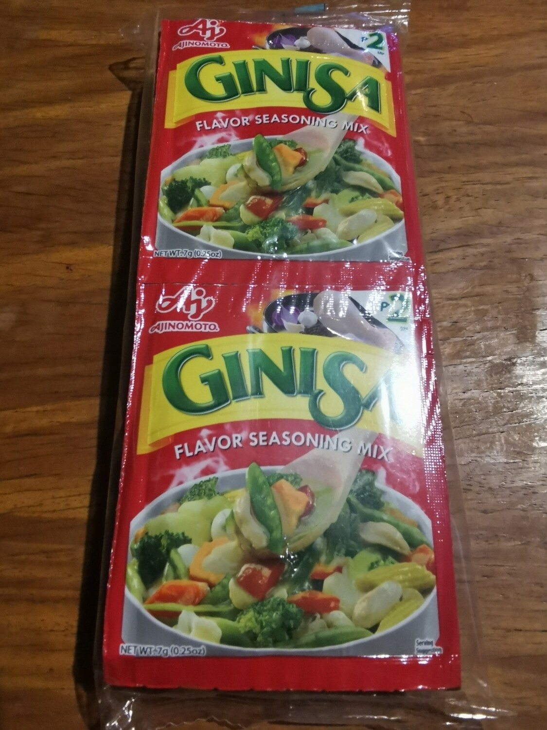 Ginisa Flavor Seasoning Mix (7g x 16packs)