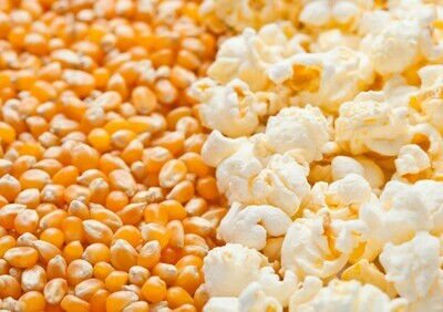 Raw Popcorn (1/4kg)