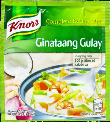 Ginataang Gulay (29g)