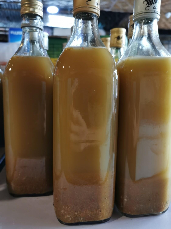 Pure Coconut Vinegar (spicy) (750ml)