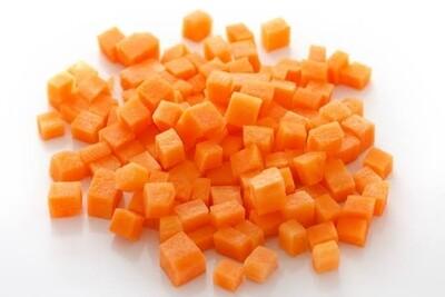 Diced Carrots (1/4kg)