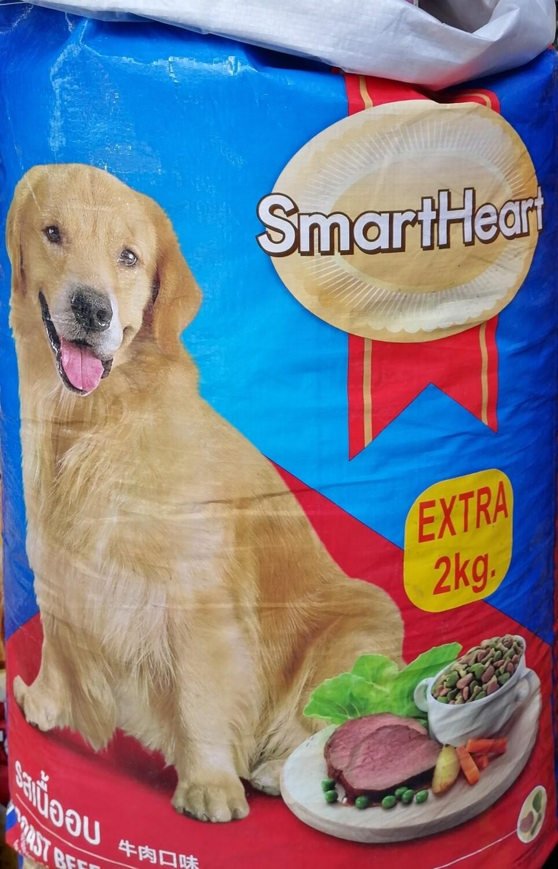 Smart heart adult dog food