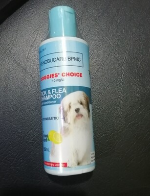 Doggies' Choice 10mg/li (125ml)