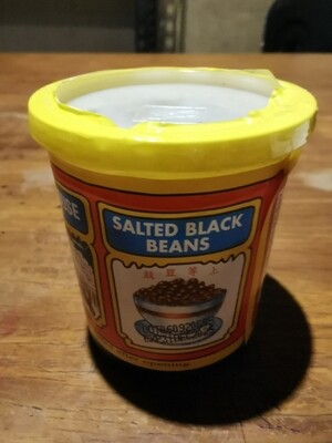 Salted Black Beans (120g)