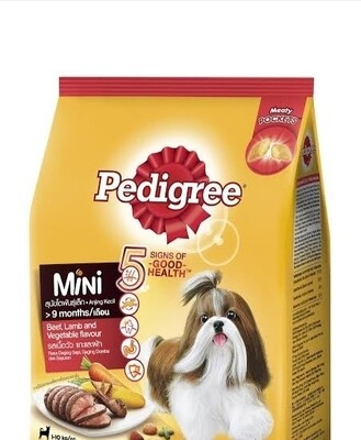 Pedigree Mini (1/2)