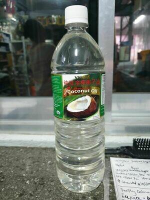 Pure Virgin Coconut Oil (500ml)