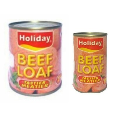 Holiday Beef Loaf