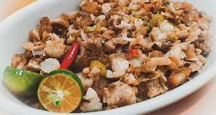Pork Sisig -Raw Maskara Part ( 1kg)