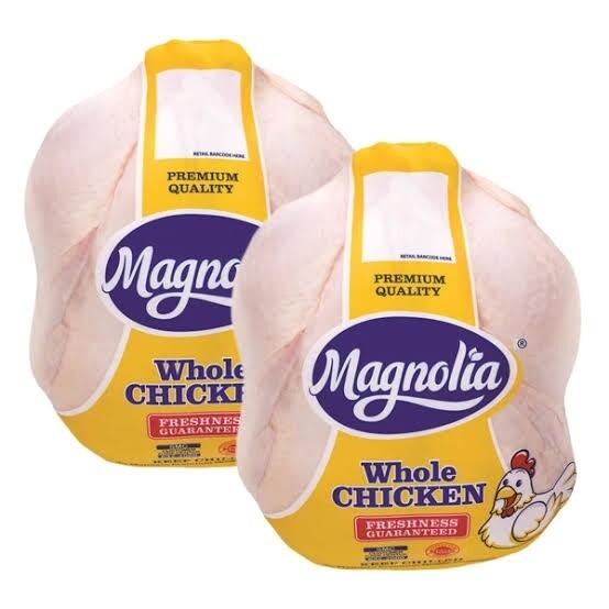 Magnolia Whole Chicken- fc1(1kg to 1.3kg)