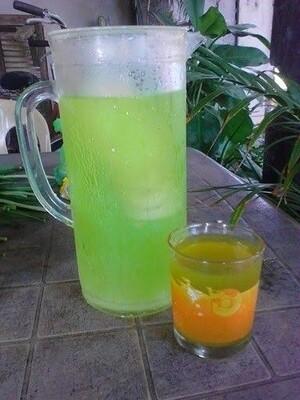 Malunggay calamansi juice (250ml)