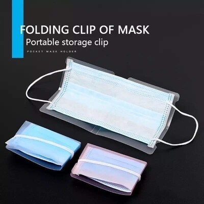 Storage Mask Holder