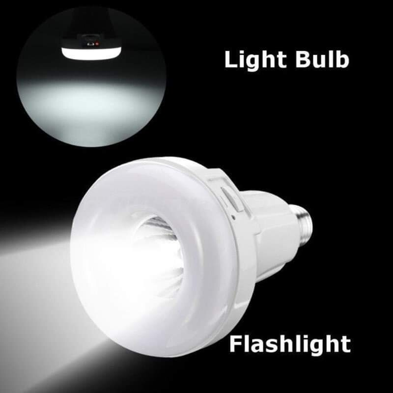 Flashlight Lamp + 2-in-1 LED Emergency