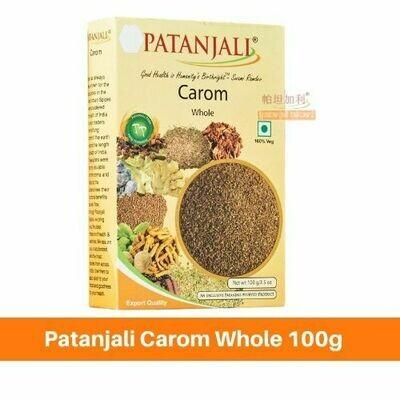 Patanjali Carom(Ajwain) Whole 100g