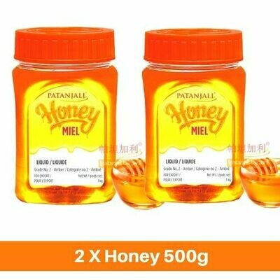 Patanjali Pure Honey 500mL