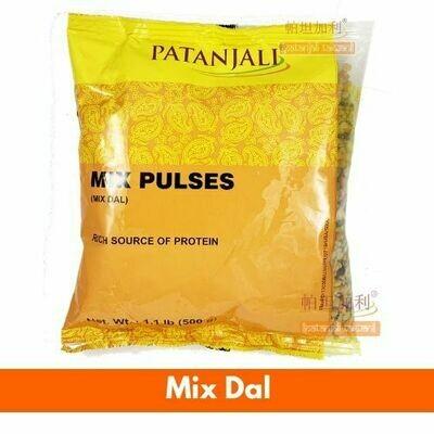 Patanjali Mix Dal (Mix Pluses Split) 500g