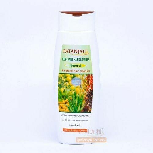 Patanjali Natural Shampoo 200mL