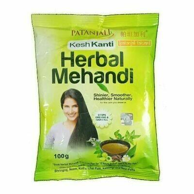 Patanjali  Herbal Henna 100g