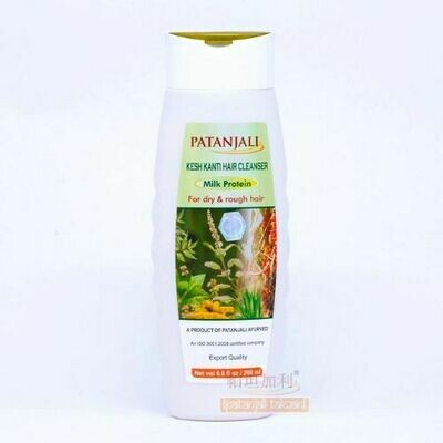 Patanjali Milk Protein Shampoo 200mL