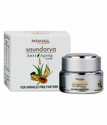 Patanjali Anti Aging Cream 50g