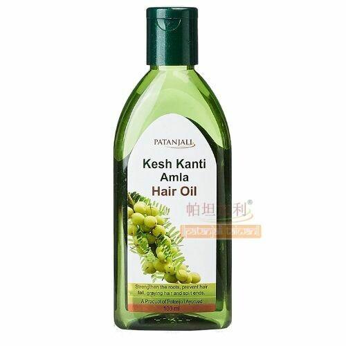 Patanjali Kesh Kanti Amla Hair Oil 100mL