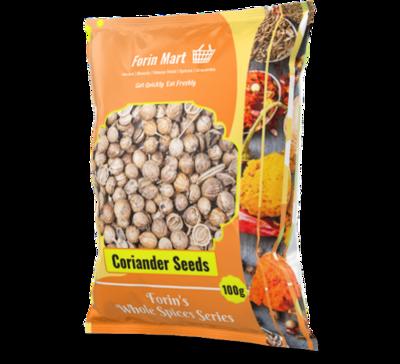 Coriander Whole Spice 100g